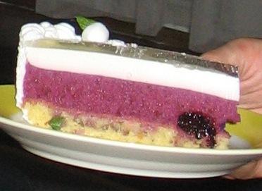 Ljubicasta torta