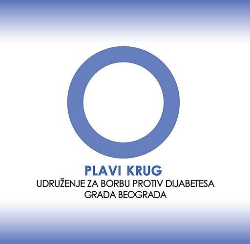Plavi krug