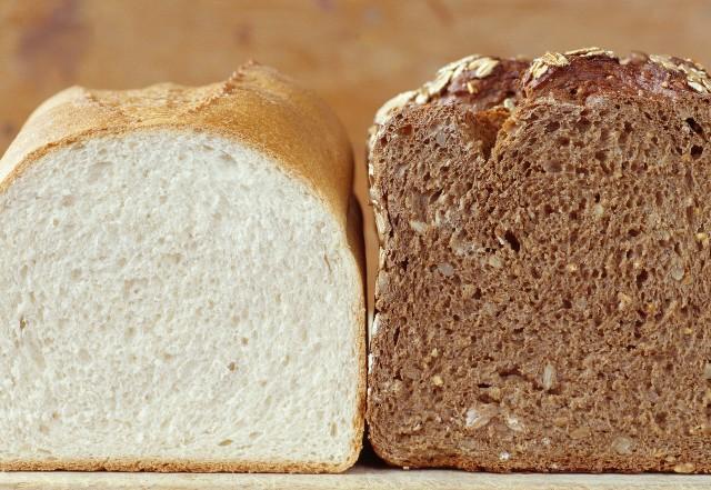 beli i integralni hleb