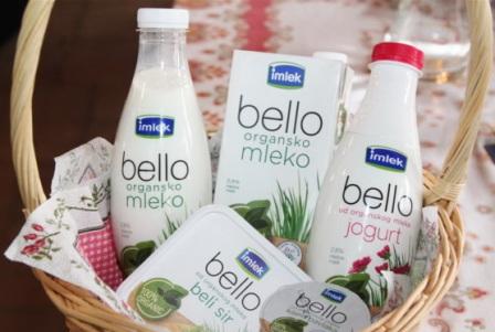 bello organic organsko mleko jogurt sir