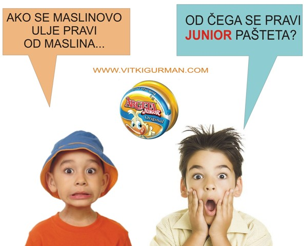 Junior pasteta