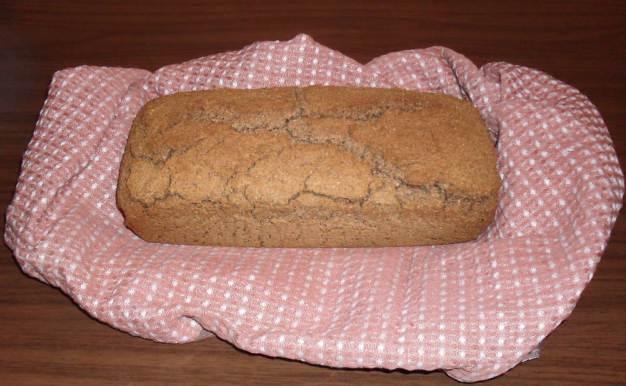 peceni bezglutenski hleb