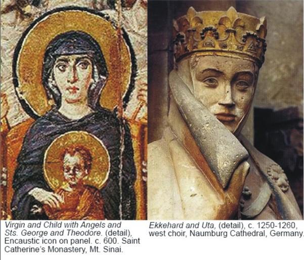 srednjevekovna umetnost