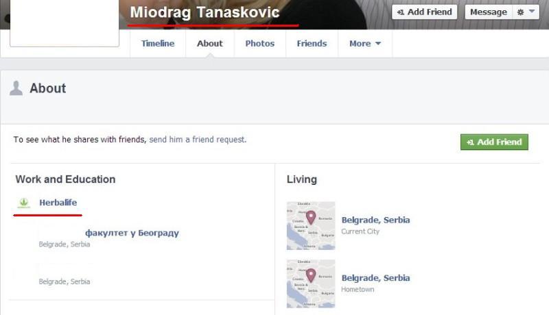 Miodrag na FB
