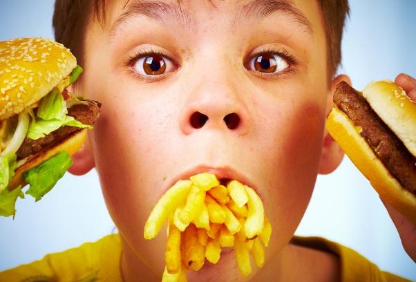 deca i brza hrana 1