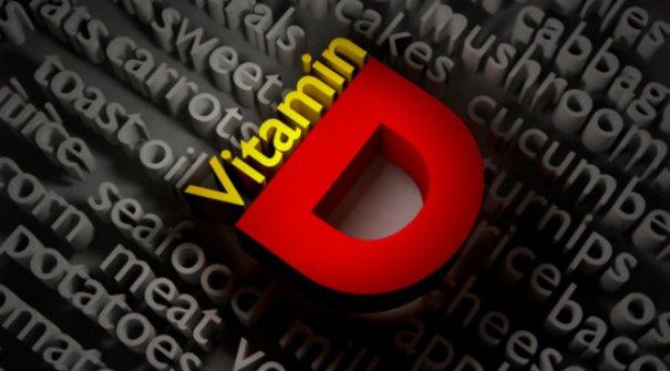 Vitamin D važan