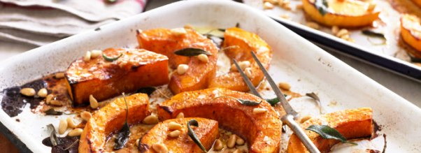 roasted-pumpkin-with-pine-nuts