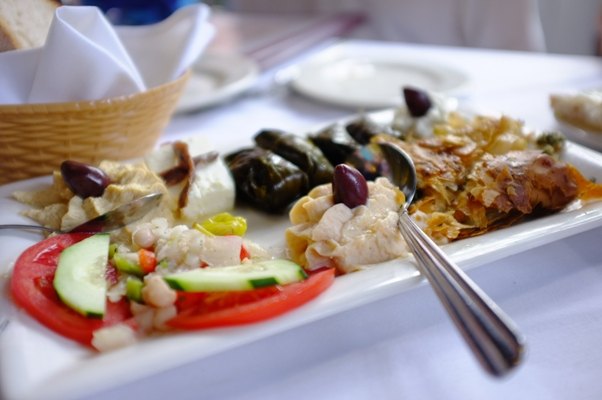 grcka kuhinja i grčki jogurt