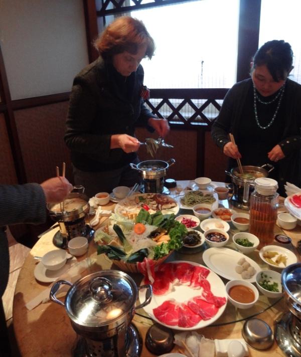 korejski restoran u Ulan Batoru