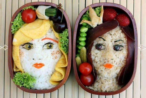art-with-food