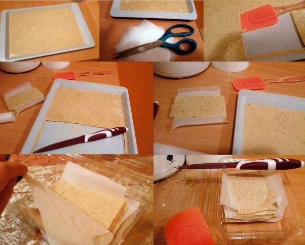domaci topljeni sir u listicima