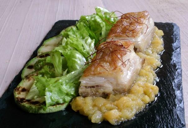 sveza svinjska slanina priprema 2