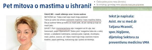 Mitoloski saveti Tatjana Mraović 4