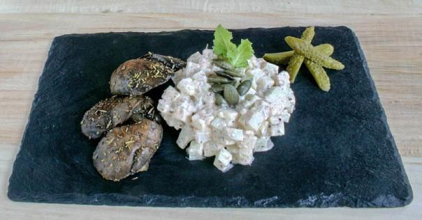 salata od kelerabe i pavlake