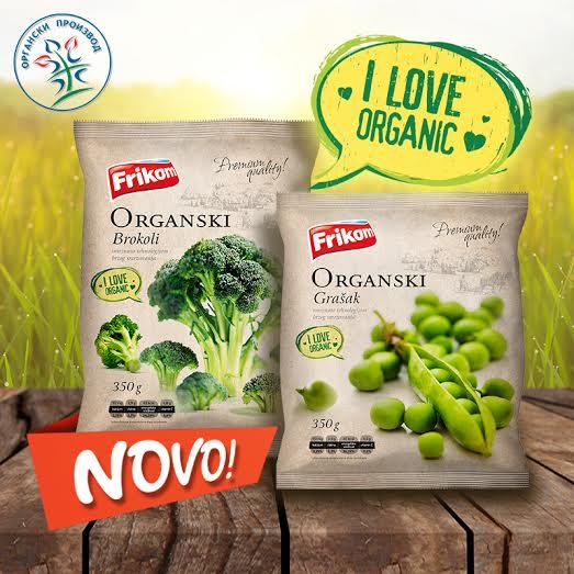 Organsko povrće – tokom cele godine!