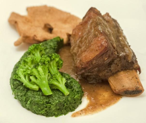 2-short ribs sa spanacem i brokolijem