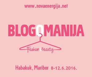 Ja idem na Blogomaniju. A ti?