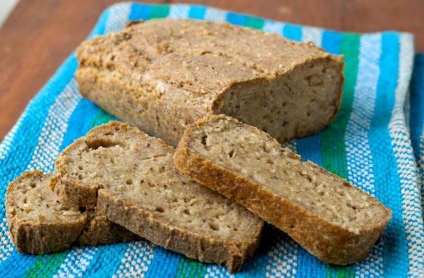 Bezglutenski hleb po uzoru na Tonus hleb
