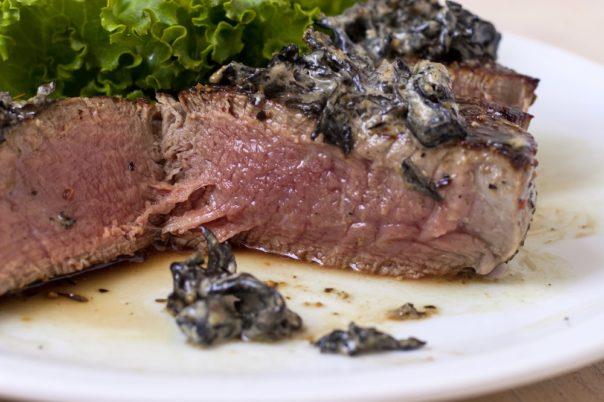 biftek medium rare