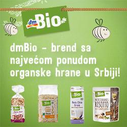 #dmBio organski proizvodi