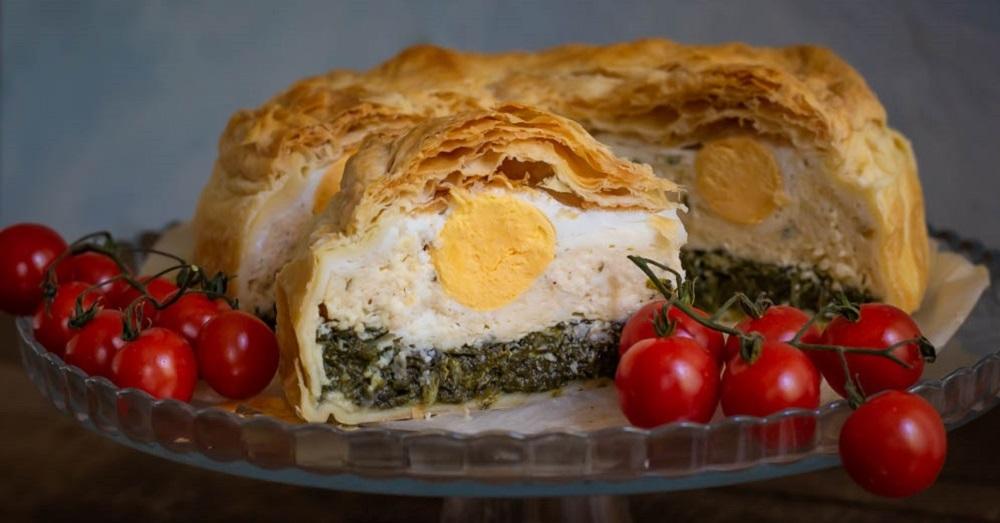Pasqualina – italijanska slana uskršnja torta